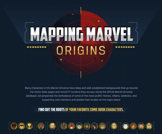 Complete List of Marvel Character Origins - 8 Bit Nerds shares the best funny pics, video games, sci-fi, fantasy, comic, and cosplay pics on the internet!