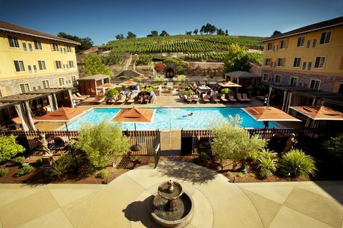 The Meritage Resort and Spa is an idyllic getaway in Napa Valley. Rooms from $239 per night.