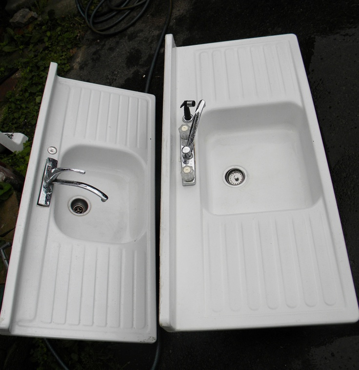 I Want An Old 1950s Sink. I Find It So Convenient When