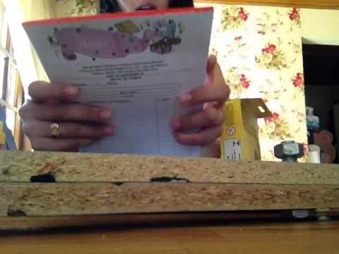 Como fazer bloquinho caseiro! - YouTube