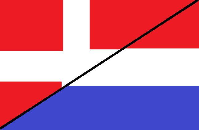 De færreste danskere forstår hollandsk, så derfor kan det virke...