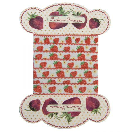 Clayre & Eef - Kanten lint 120 cm #ribbon #gifts #myhomeshopping