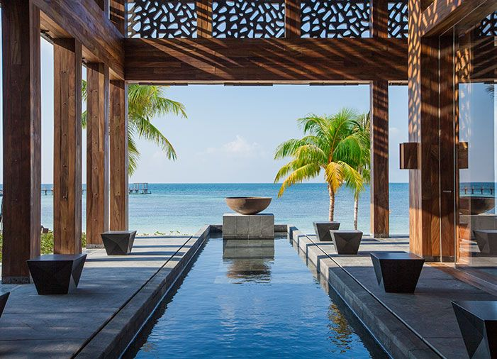 NIZUC Resort and Spa - Mexico's exclusive modern luxury hotel brand.