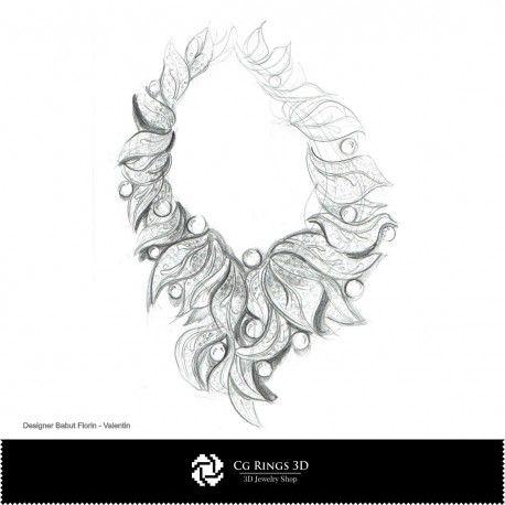 Necklace Sketch