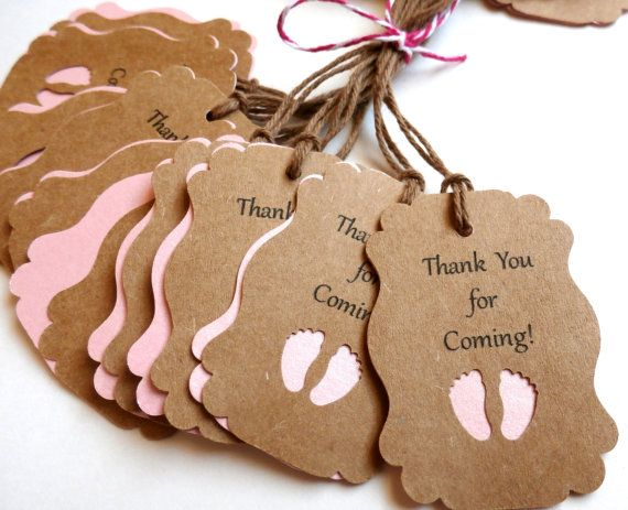 33 Metallic Colors to Choose From Baby Shower Favors, Baby Shower Gift Tags, Custom Gift Tags, Baby Announcments, Thank you for coming tags on Etsy, $8.00