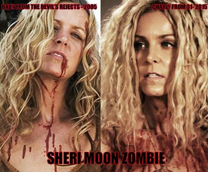 Sheri Moon Zombie