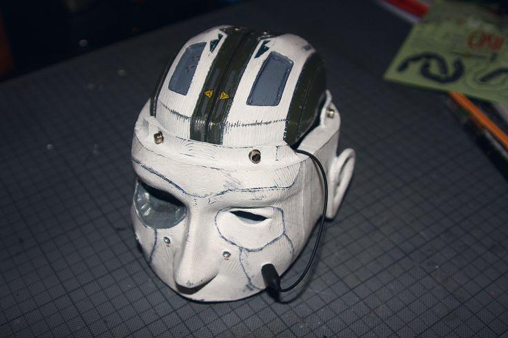 hunamoid robotic head
