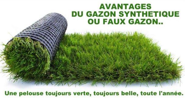 Deco Exterieure Opter Pour Le Gazon Synthetique Gazon Synthetique Faux Gazon Fausse Pelouse