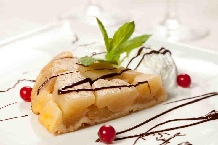 Jabłecznik tatin. #jabłecznik #czekolada #jabłka #deser #dzieńkobiet #smacznastrona #tesco #przepisy #przepis