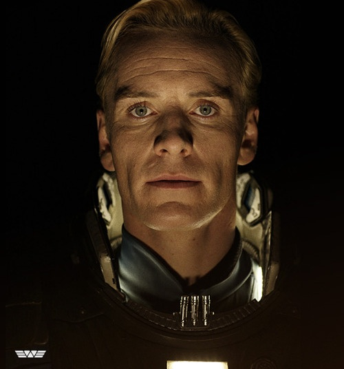 Prometheus  David 8  Michael Fassbender