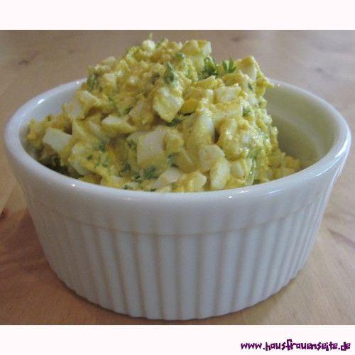 Eierriebele - Rezept  Eierriebele schmeckt richtig lecker beim Sonntagsfrühstück vegetarisch laktosefrei glutenfrei