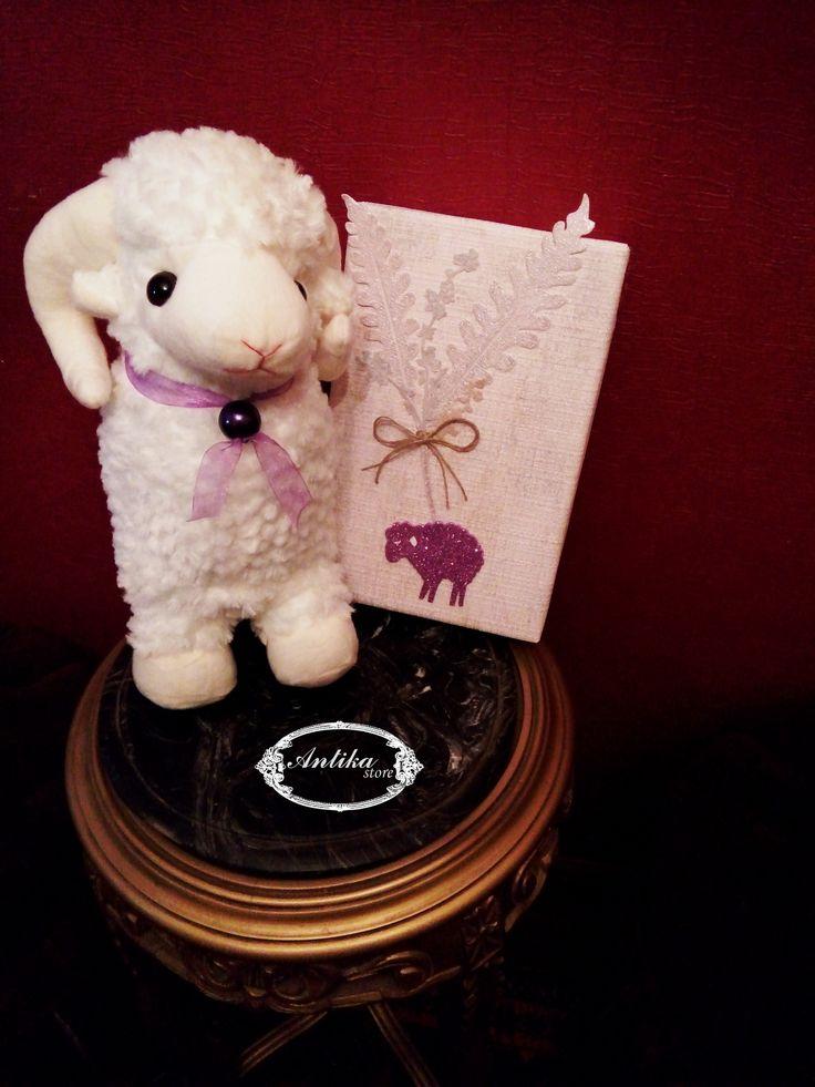 Gift Box Lamb Happy Feast  Love Happiness Unique  انتيكا حب الجمال فن اسعاد الاخرين <3