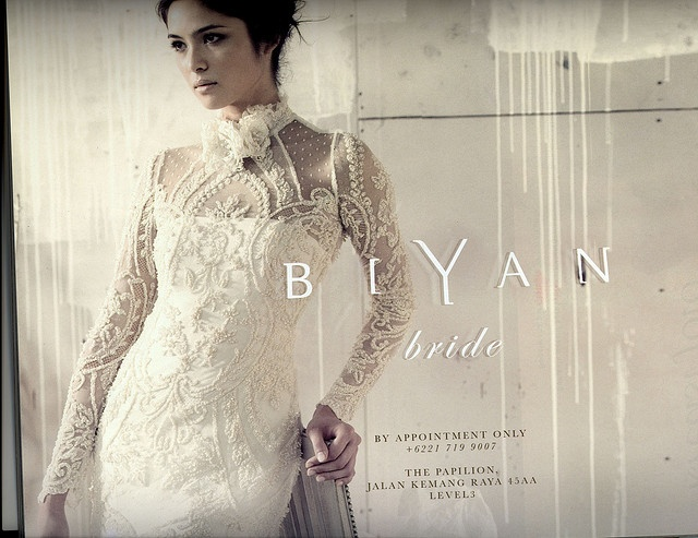 Beautiful wedding kebaya...need I say more?