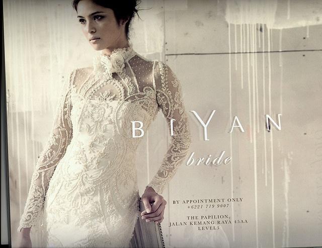 kebaya bridal biyan