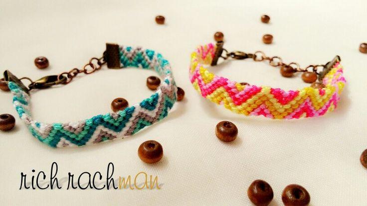 friendship knot bracelet by my own find on instagram @richrachman