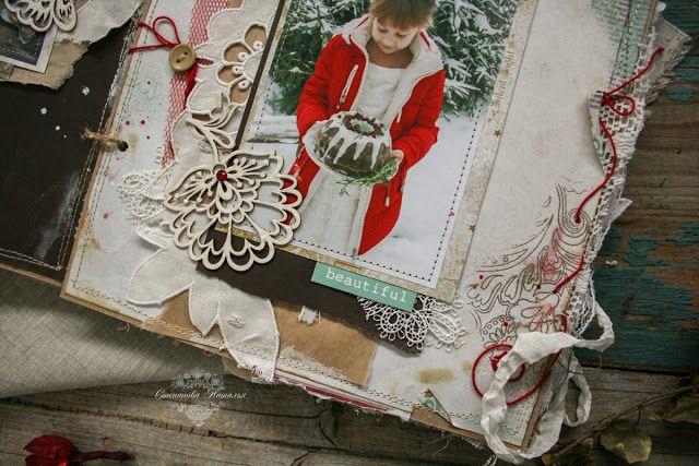 Рождественский альбом:) и результаты конфетки!