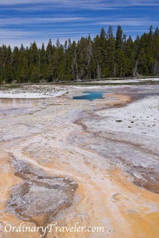Travel Inspiration   Yellowstone National Park, Wyoming