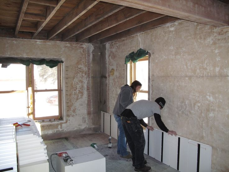 137 best insofast homes images on pinterest insulation exterior jeremy and melissa retrofitted their 19th century brick home 5 years ago they used insofast solutioingenieria Image collections