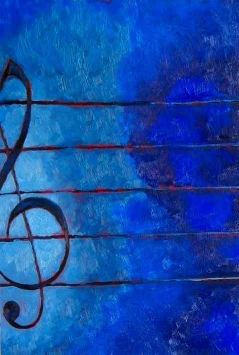 I ❤ COLOR AZUL INDIGO + COBALTO + AÑIL + NAVY ♡ musica azul...                                                                                                                                                                                 Más