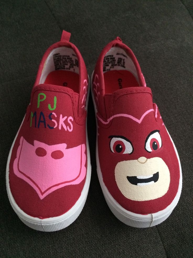 Pj Masks Owlette Shoes Pj Mask