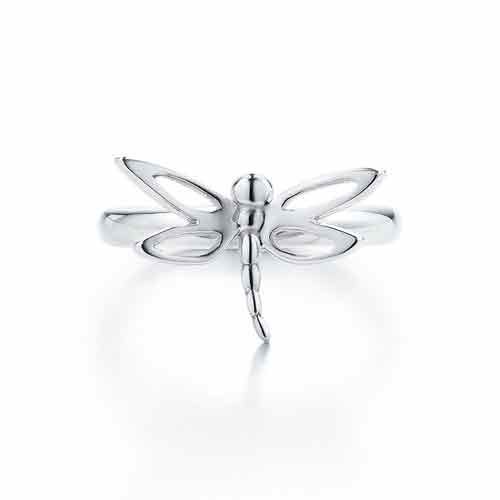 Tiffany and co Rings Dragonfly This Tiffany Jewelry Product Features: Category: Tiffany & Co Rings Material: Sterling Silver