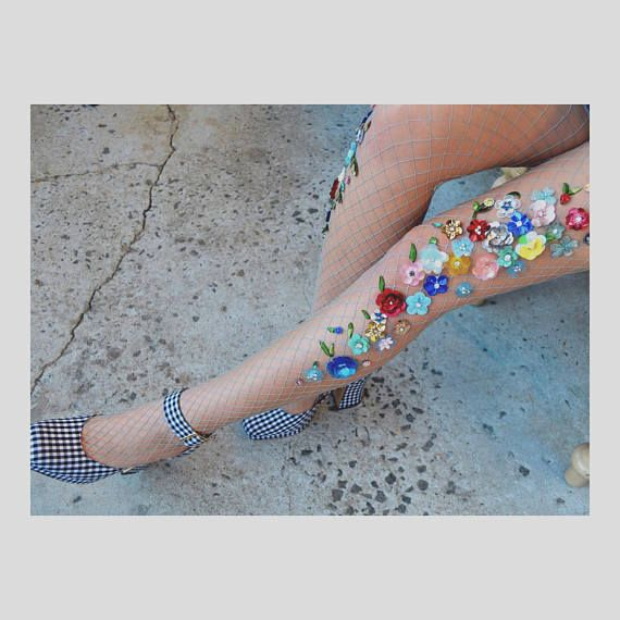 Hey, I found this really awesome Etsy listing at https://www.etsy.com/listing/524638217/spring-handmade-tights