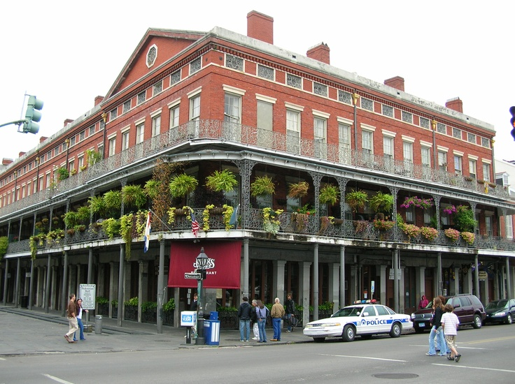 The Pontalba Apartments Is A Literary Place In New Orleans Plan Your Road Trip To La With Roadtrippers