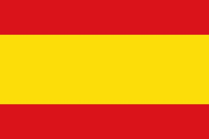 SPANISH FLAG COLORS - Google Search | Flag coloring pages ...