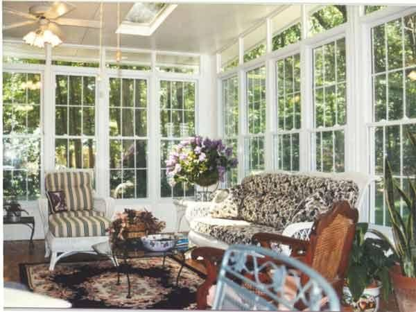 101 best images about conservatories greenhouse on pinterest for Sunroom windows ideas