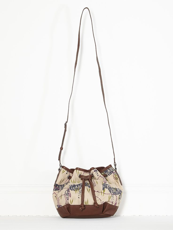 SERENGETI BUCKET BAG | bags & purses | White Stuff
