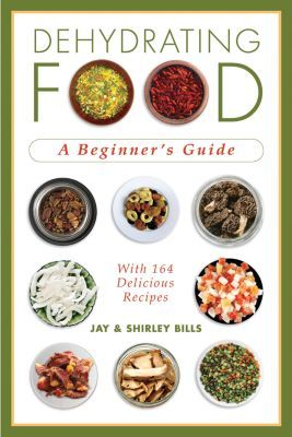 Step-by-step directions make dehydrating food fun and easy. Learn the  basic methods – sun drying, oven drying, net bag and commercial  dehydrator operation – before moving on to dehydrate healthier jerky,  herbs, fruit, vegetables and much more. Includes more than 164 recipes.  192 pages. Softcover.