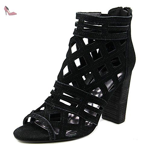 Shape 45 Pointy Block, Mocassins Femme, Noir (Black), 37 EUEcco
