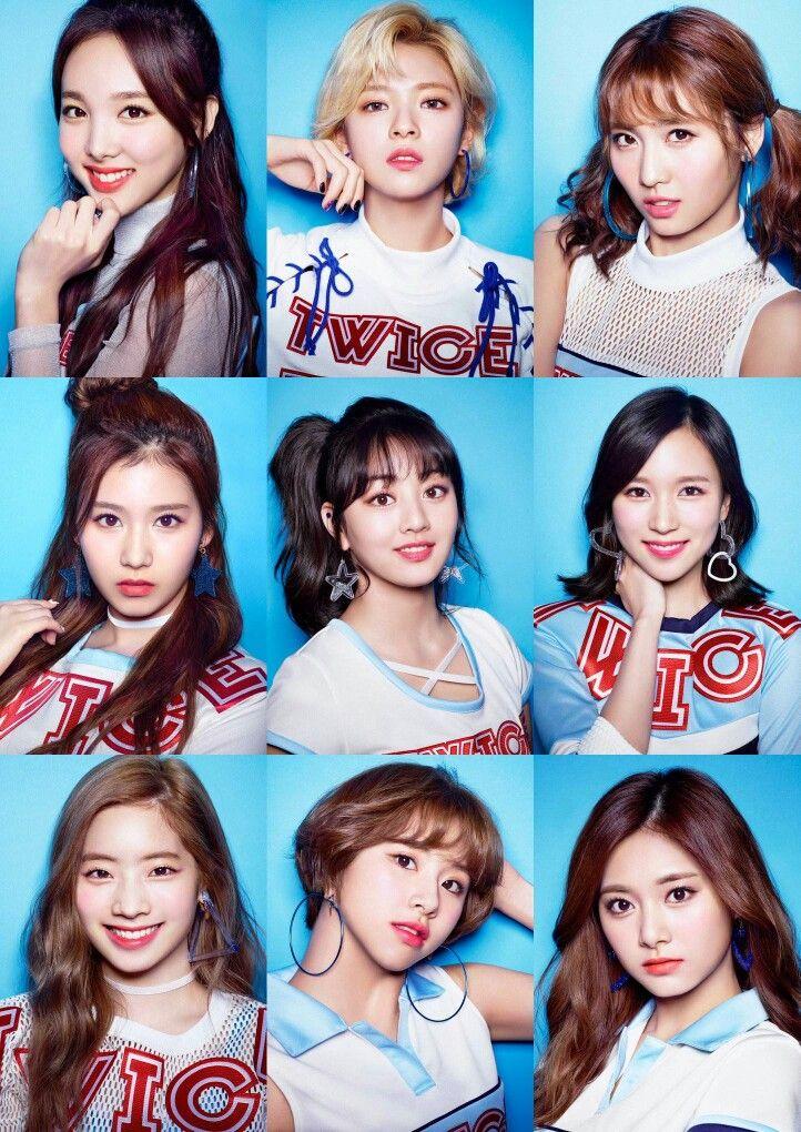 Twice Japan Debut Best Album Twice Debut Twice