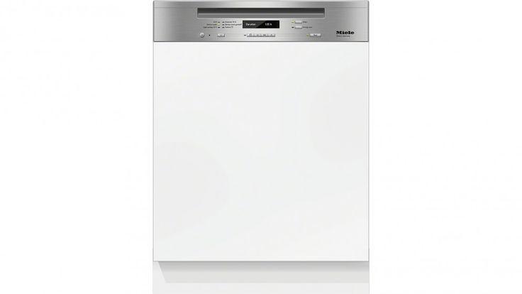 Miele 3D Cutlery Tray XXL Semi Integrated Dishwasher- Stainless Steel - Appliances - Kitchen Appliances | Harvey Norman Australia