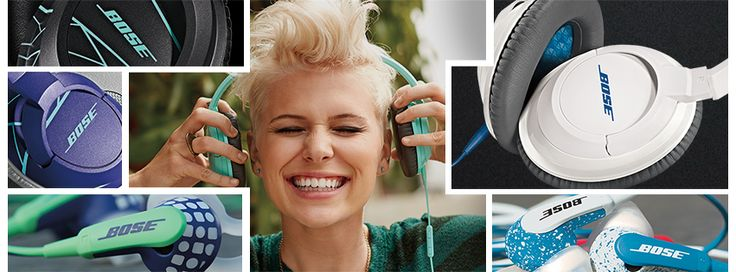 Your music says a lot about you. So do your headphones!