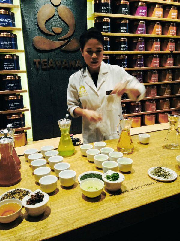 Starbucks to open 'tea bar' in New York City