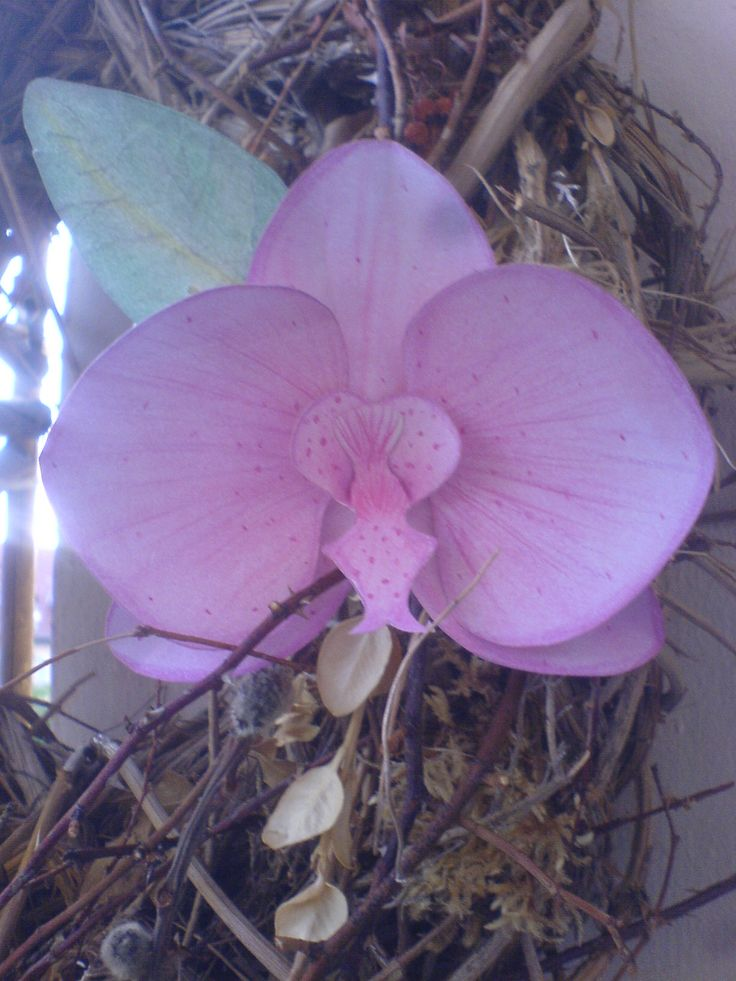 Papier Orchidee -rosa-