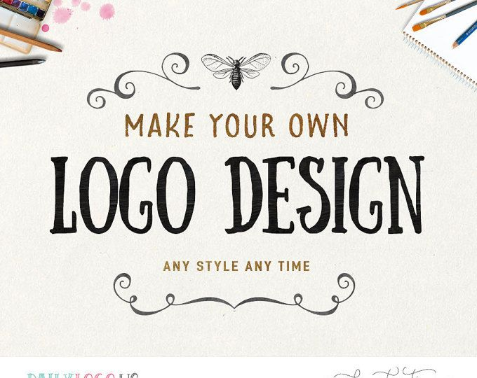 Etsy Shop Logo Branding Design premade logo design vintage logo organic logo boutique logo label design branding blog logo website header  ---------------------------------  See details of Make Your Own Logo package, please visit - www.etsy.me/2e3qRKO  ---------------------------------  Not quite what you are looking for?  We offer a wide range of logo and web design services across our Etsy shops - Make Your Own Logo www.etsy.me/2e3qRKO  Daily Logo www.etsy.me/2jTlOMK  Instant...