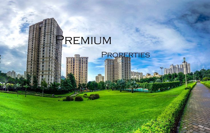 brookhill hiranandani estate 4bhk for sale rent outright in thane mumbai building apartment flats properties for sale