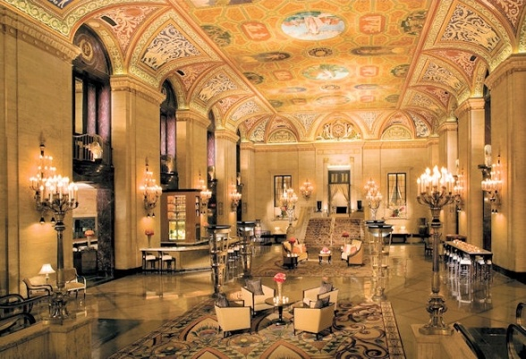 Restaurants Near Palmer House Hilton Chicago Illinois