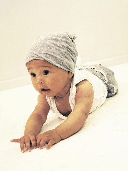 GY`BELL Baby Mütze Twist