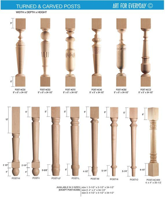 Kitchen Island Posts 28 Designs Island Leg Wooden Post Wooden Island Leg Available In All Wood Species Siz Kitchen Island Posts Wooden Posts Wooden Island