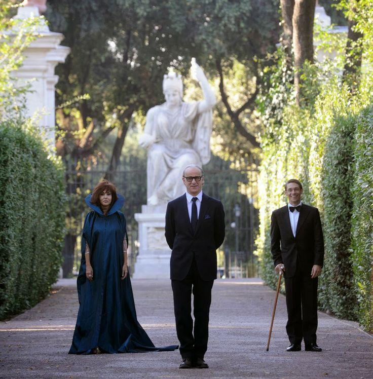 the Oscar winning movie The Great Beauty (La Grande Bellezza)