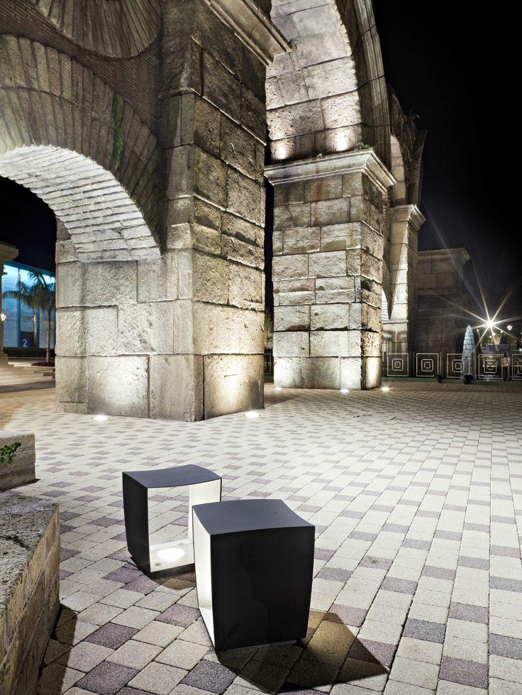 Cinecittà World, Rome (Italy) - Targetti Lighting