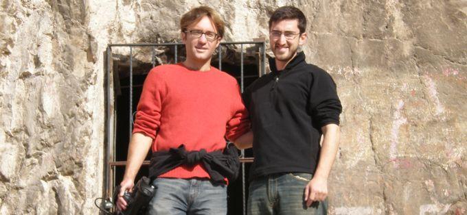 Filmmakers Eric V. Hachikian & Randy Bell
