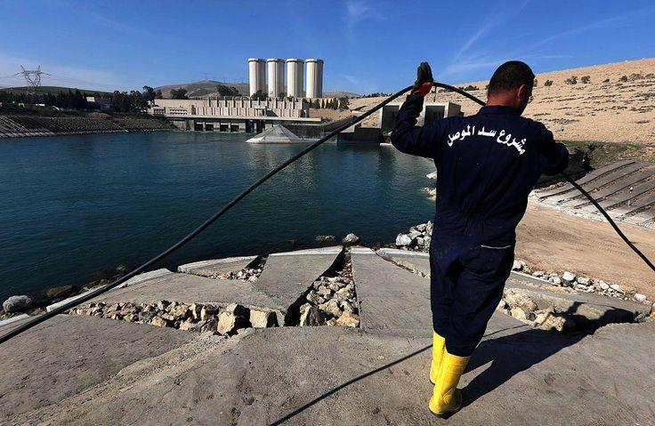 Mosul Dam could collapse at any minute 'killing 1.5 million people'. Huge Saddam Hussein-era dam near Isis territory is unstable experts warn with even a partial breach capable of causing flooding as far away as Baghdad.