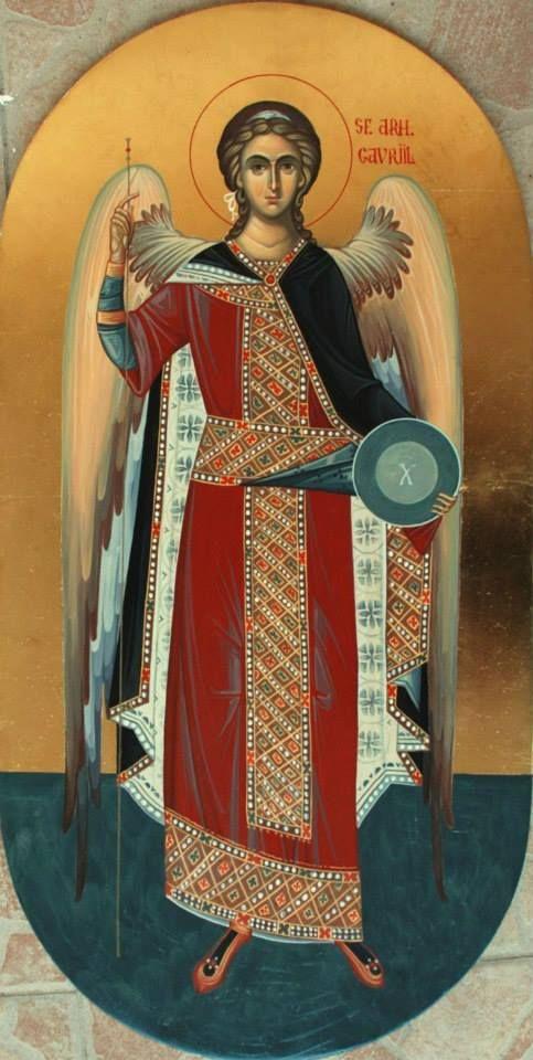 Aartsengel Gabriel (Grecu Stas)