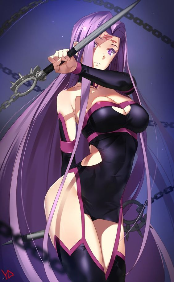fate  stay night   rider