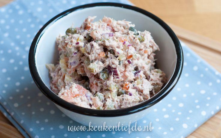 Slanke tonijnsalade