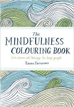 Mindfulness Colouring Book - Free printable coloring pages for adults - Mum in the Madhouse #AdultCP